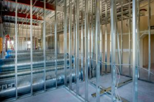 Salem Steel Framing construction