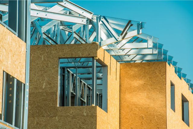 Residential Steel Project